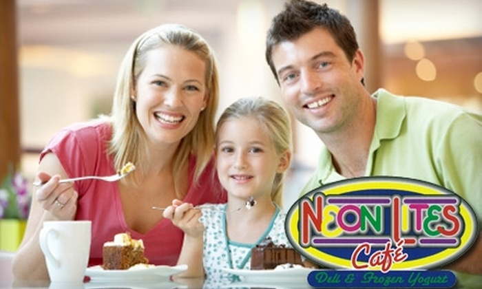 Neon Lites Cafe - Montgomery: $7 for $15 of Sandwiches, Salads, and More at Neon Lites Cafe