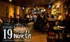 One 19 North - Saint Louis: $13 for $30 Worth of Tapas and Drinks at One 19 North in Kirkwood