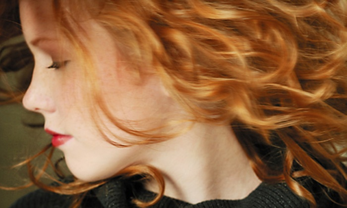 Robert Jeffrey Hair and Skin Studios - Multiple Locations: $40 for Two Shampoos, Blowouts, and Styles at Robert Jeffrey Hair and Skin Studios (Up to $90 Value). Two Locations Available.