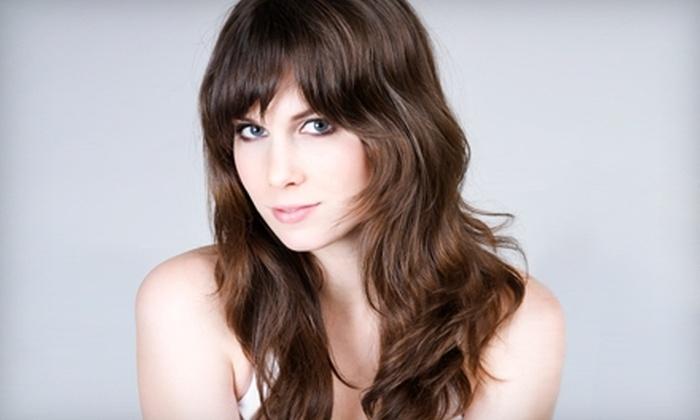 Stevee Danielle Hair & Makeup - Las Vegas: Spray Tanning or Haircare Services at Stevee Danielle Hair and Makeup