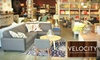 Velocity Art & Design - South-Lake Union: $25 for $50 Worth of Housewares, Artwork, Gifts, and More at Velocity Art & Design