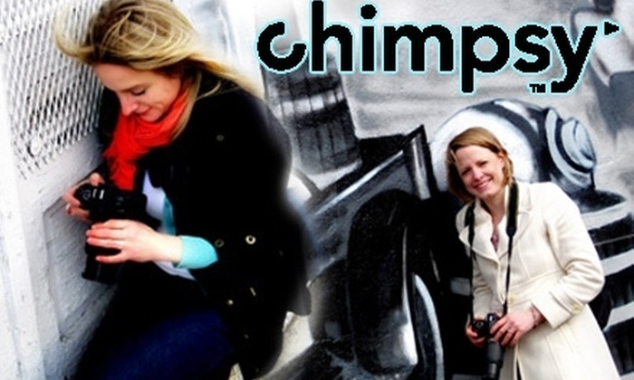 Chimpsy - Washington Park West: $49 for a Photography Fieldtrip from Chimpsy
