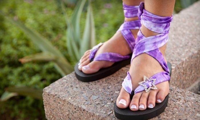 Sadie Jane - Scottsdale: $15 for $30 Toward Customizable Footwear from Sadie Jane