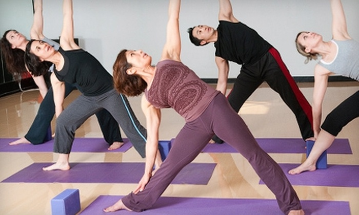 Power Yoga Chicago - Chicago: $25 for Five Yoga Classes at Power Yoga Chicago ($60 Value)