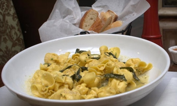 Fratelli Milano - Downtown Miami: $15 for $30 Worth of Authentic Italian Cuisine at Fratelli Milano
