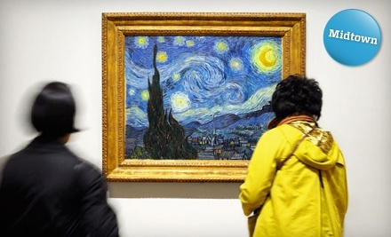 The Museum of Modern Art: 2 Tickets to MoMA Nights and $20 toward an Individual Membership - The Museum of Modern Art in Manhattan