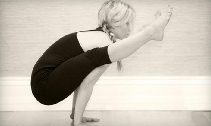 Navina Yoga - Brooklin: $39 for One Month of Unlimited Yoga at Navina Yoga