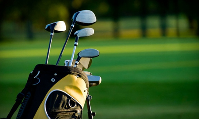 Woodford Hills Country Club - South Woodford: $40 for an 18-Hole Golf Outing for Two with Cart Rental at Woodford Hills Country Club in Versailles (Up to $80 Value)