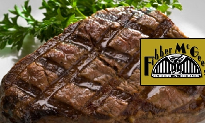 Fibber McGee's - Hoover: $10 for $25 Worth of Delicious Pub Fare and Drinks at Fibber McGee's