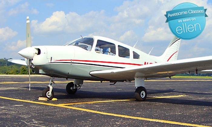 Top-Notch Aviation - Washington: $99 for a Discovery Flight Lesson at Top-Notch Aviation in Washington ($199 Value)