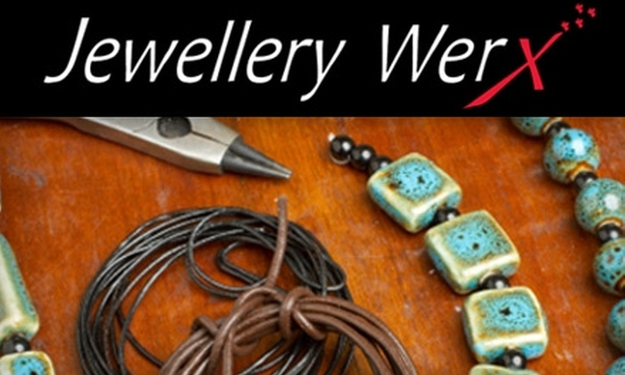 Jewellery Werx - Lambeth: $16 for a Wire Wrapping or Silver Clay Jewellery-Making Class at Jewellery Werx ($33.90 Value)