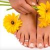 51% Off No-Chip Manicure and Pedicure