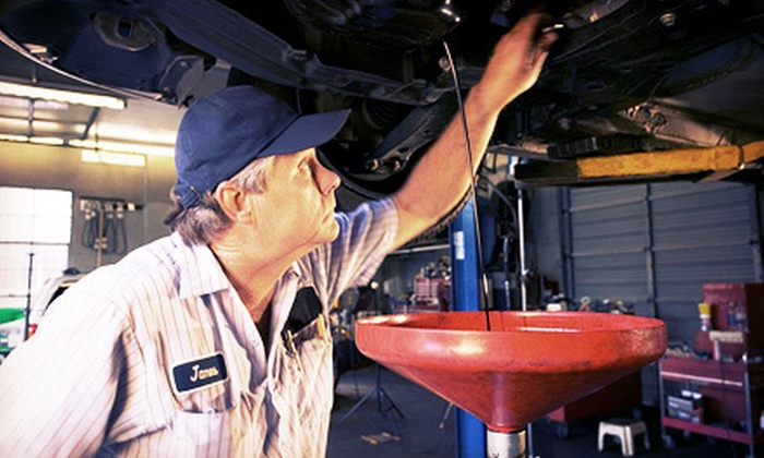 Firestone Complete Autocare - Detroit: $25 for an Oil Change and Tire Rotation at Firestone Complete Autocare in Westland ($53.49 Value)