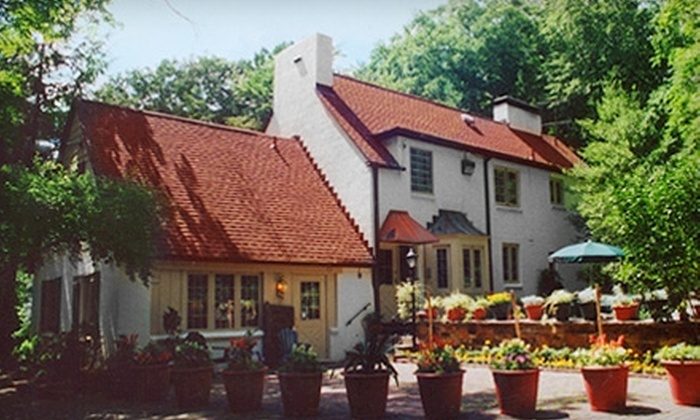 The Marigold Bed and Breakfast & Burntwood Tavern - Multiple Locations: $75 for a One-Night Stay, Wine and Cheese, and $30 Dining Credit at The Marigold Bed and Breakfast in Chesterland (Up to $150 Value)