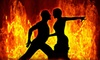 "Academy Ballroom International Presents ""Caliente"" - Hitch Village - Fred Wessels Homes: $15 for a Dance-Show Outing to See ""Caliente"" at the Savannah Riverfront Marriott on January 28 ($30 Value)"