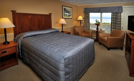 Maritime Inns & Resorts: 1-Night Stay for 2 People at Silver Dart Lodge - Silver Dart Lodge and MacNeil House Suites in Baddeck