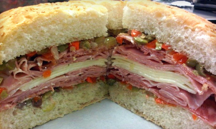 Kadie's Bakery & Deli - Lanier Lakes: $6 for $12 of Deli Fare for Breakfast or Lunch at Kadie's Bakery & Deli