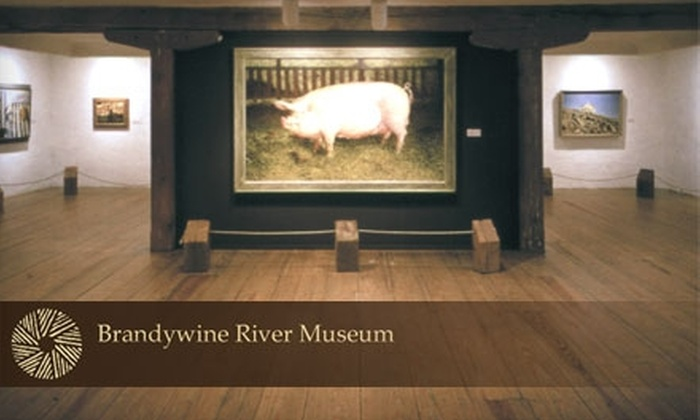 Brandywine River Museum - Chadds Ford: $5 for Admission to Brandywine River Museum (Up to $10 Value) in Chadds Ford