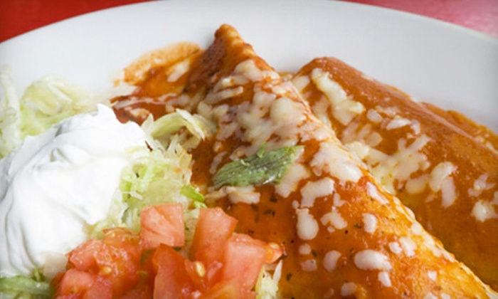 El Rico's - The Islands: Authentic Mexican Fare at El Rico's in Gilbert (Up to 55% Off)
