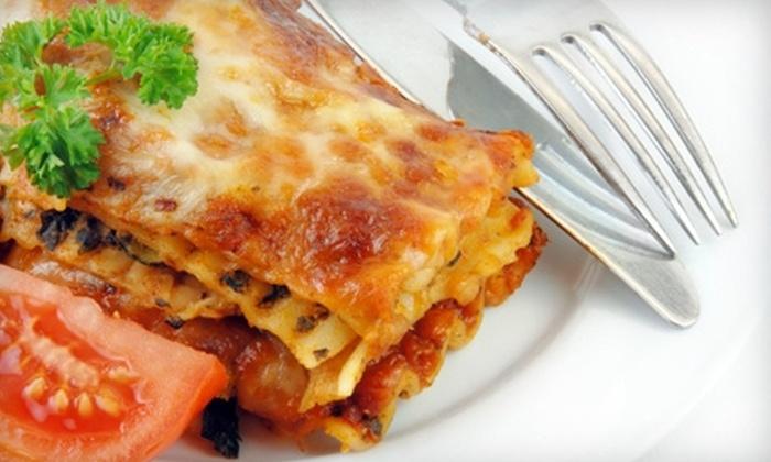 Desiderio Italian-American Grill - Gainesville: $15 for $30 Worth of Fresh Cuisine at Desiderio Italian-American Grill in Gainesville