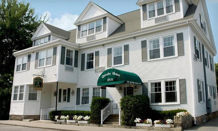 Quimby House Inn In Bar Harbor Me Groupon Getaways