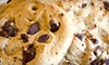 Cow Chip Cookies - Multiple Locations: $10 for 13 Mix-and-Match Cookies at Cow Chip Cookies ($19.50 Value). Choose Between Two Locations.