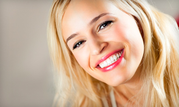 Anchorage Midtown Dental Center - Midtown: $89 for a Dental Exam, Teeth Cleaning, and Take-Home Whitening Kit at Anchorage Midtown Dental Center ($557 Value)