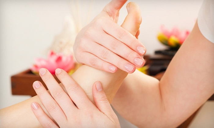 Relaxation Station - Madison: Massage and Paraffin Treatment Package or Year of Unlimited Massages at Relaxation Station in Brookfield (Up to 60% Off)