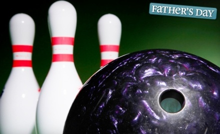 West Acres Bowling Center: 2 Hours of Unlimited Bowling, Bowling Shoes, and Sodas for 5 - West Acres Bowling Center in Wichita
