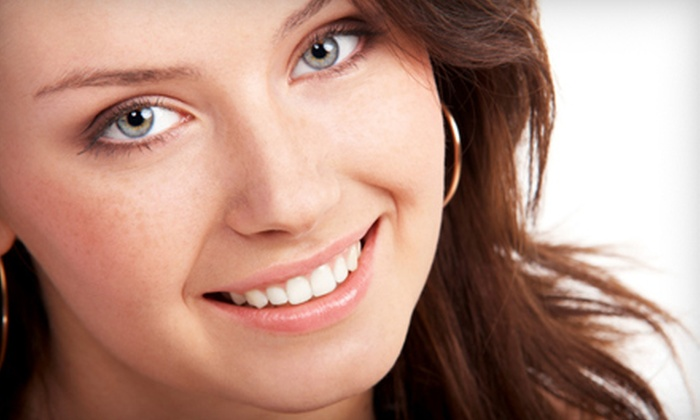 Antech Hair & Skin Clinics - Multiple Locations: Single or Double LED Teeth-Whitening Treatment at Antech Hair & Skin Clinics (92% Off). Two Locations Available.