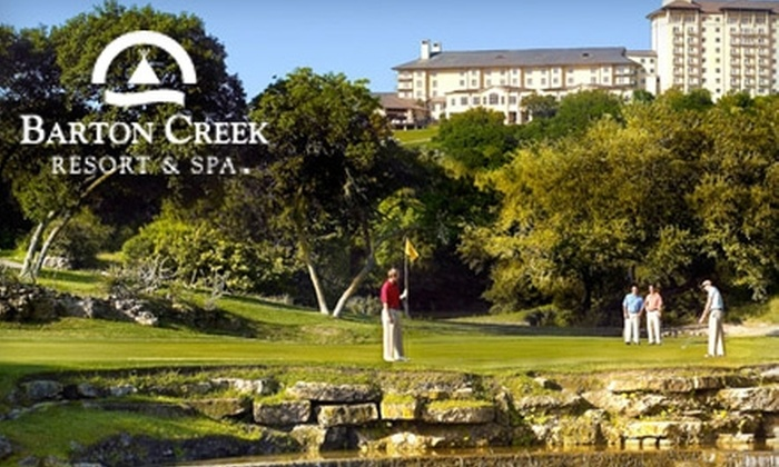 Barton Creek Resort & Spa - Cabin Ridge Estates: $169 for a Golf and Stay Package for Two at Barton Creek Resort & Spa