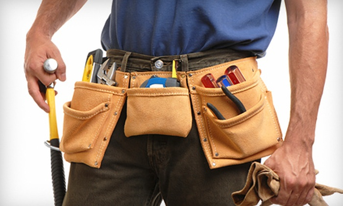 JB Home Improvment - Vista: $59 for Two Hours of Handyman Services from JB Home Improvement ($150 Value)