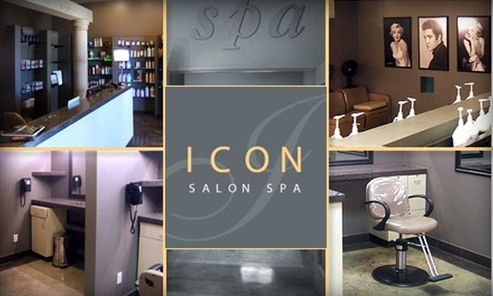Icon Salon Spa - Spring Valley: $50 for $100 Worth of Services at Icon Salon Spa