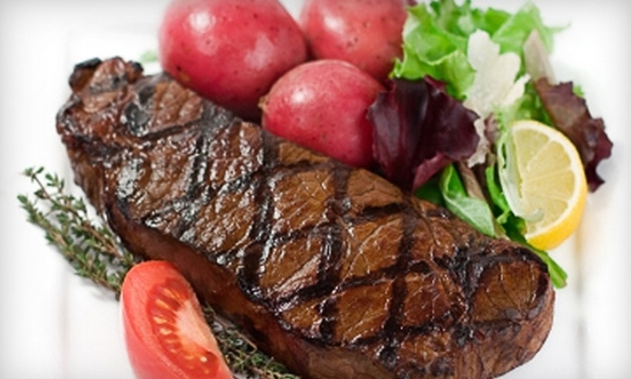 5 Squares - Northport: $99 for Five Days of Pre-Prepared Meals from 5 Squares ($275 Value)