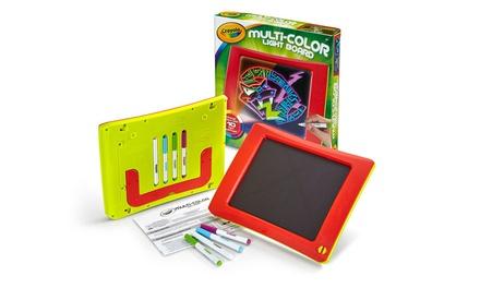 Crayola Multicolour Light Board for £9.98