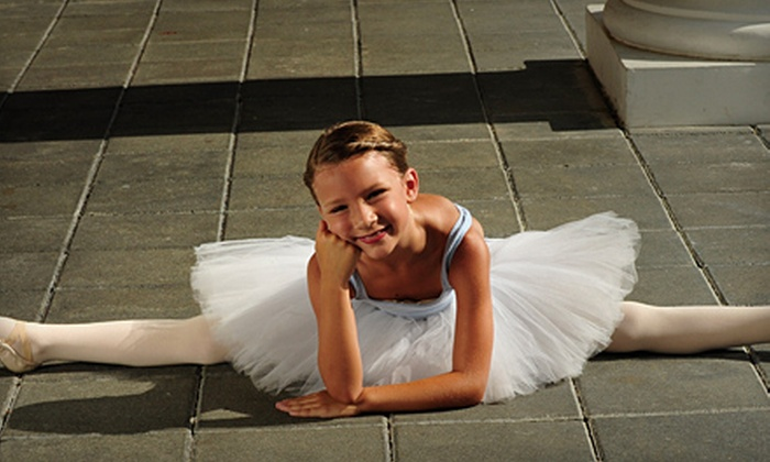 World Ballet Inc. - Tallahassee: $45 for One Month of Dance Classes at World Ballet Inc. ($111 Value)