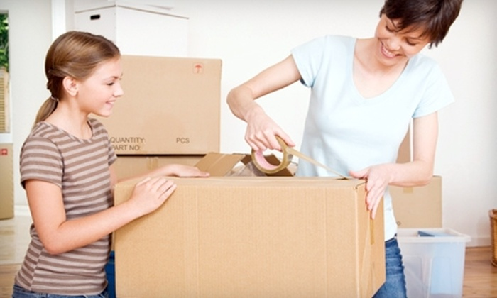 Box Brothers - Multiple Locations: $15 for $30 Worth of Packing Supplies or Shipping Services at Box Brothers