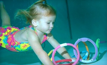 SwimJim: 1 Month of Weekly Advanced Swimming Classes - SwimJim in Houston