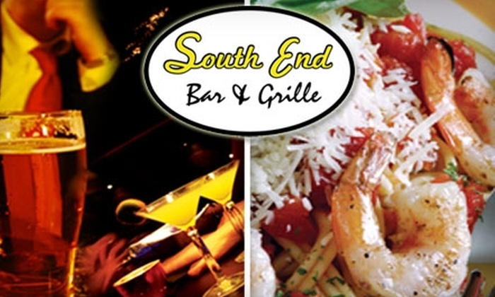 South End Sports Bar & Grille - Southwyck: $12 for $25 Worth of Pub Fare and Drinks at South End Sports Bar & Grille
