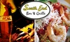 52% Off Fare at South End Sports Bar