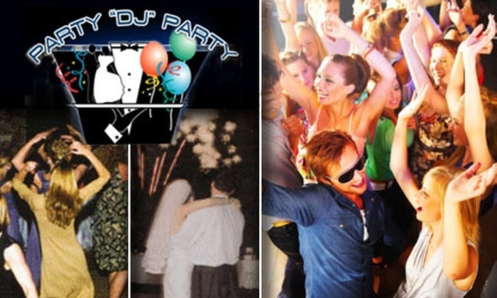 "Party DJ Party - San Jose: $250 for 3 Hours of DJ Service from Party ""DJ"" Party"