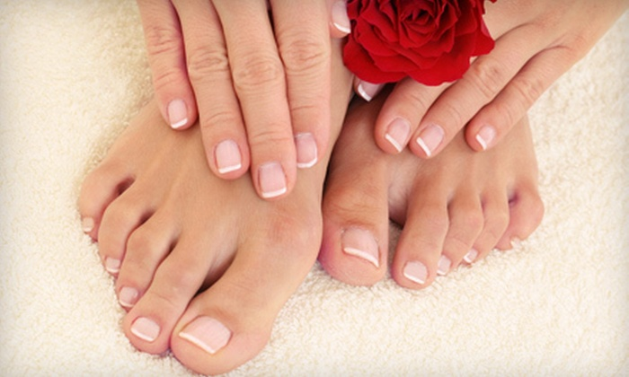 Perfect 10 Services - Crotonville: One or Three Mani-Pedis at Perfect 10 Services in Croton-on-Hudson (Up to 65% Off)