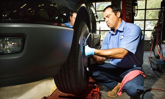 Bernardi Honda & Hyundai of Brockton - Brockton: Three Regular or Synthetic Oil-Change Packages with Wash and Tire Rotation for Honda and Hyundai Vehicles at Bernardi Honda & Hyundai of Brockton (Up to 78% Off)