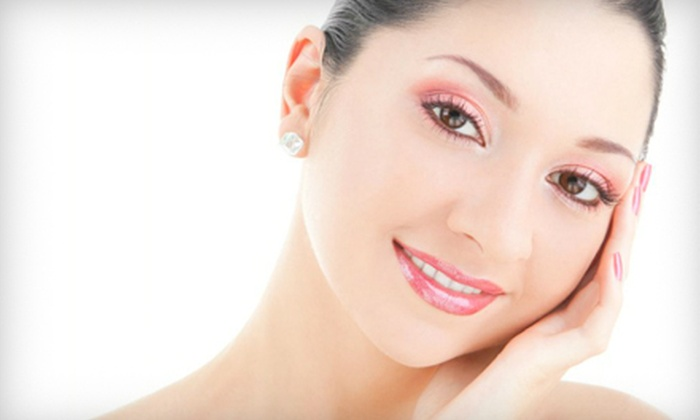 Damara Day Spa - Downtown: $249 for Anti-Aging Facial Package with Microdermabrasion and Almas AFT Photo Rejuvenation at Damara Day Spa ($504 Value)