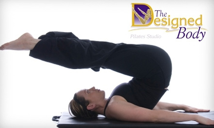 The Designed Body Pilates Studio - Plano: $59 for One Month of Unlimited Pilates Mat Classes Plus One Personal-Training Session at The Designed Body Pilates Studio ($194 Value)