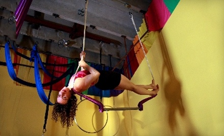 Learning2Fly: Three Aerial Fitness Classes  - Learning2Fly in Mission