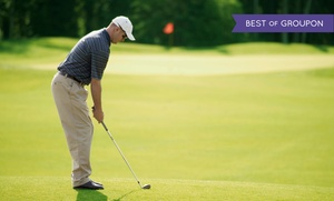 Tuckaway Golf Club: 18 Holes of Golf for Two or Four with Cart at Tuckaway Golf Club in Crete (Up to 54% Off)