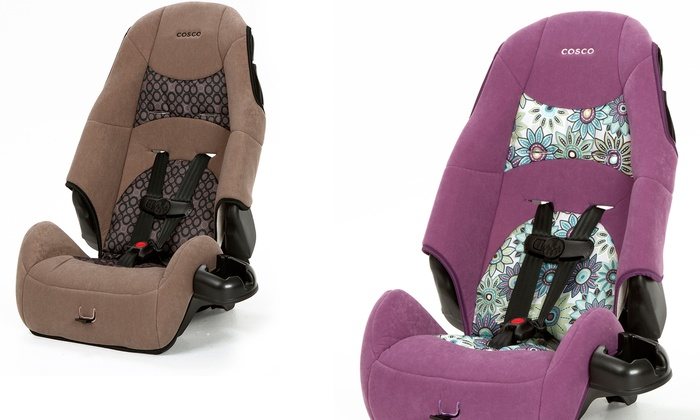 Cosco Juvenile High-Back Booster Car Seat | Groupon
