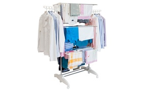 3-Tier Heavy Duty Clothing Airer