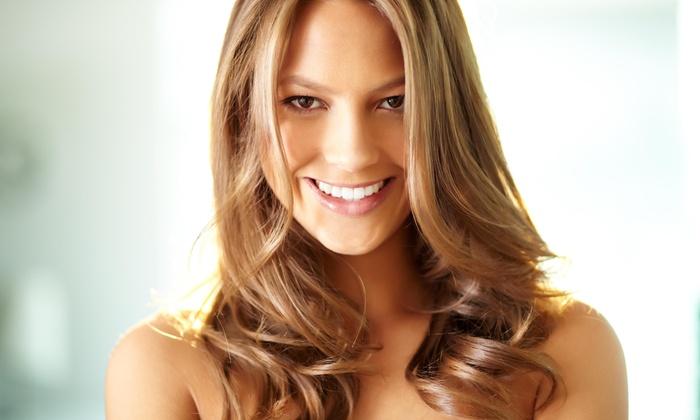 Hello Gorgeous Salon - Rancho Bernadino: Haircut with Shampoo and Style from Hello Gorgeous Salon (64% Off)